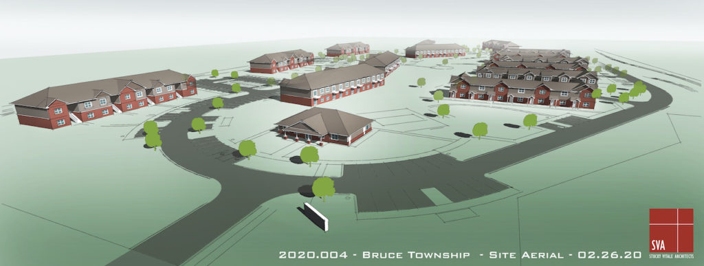Bruce Township (1)