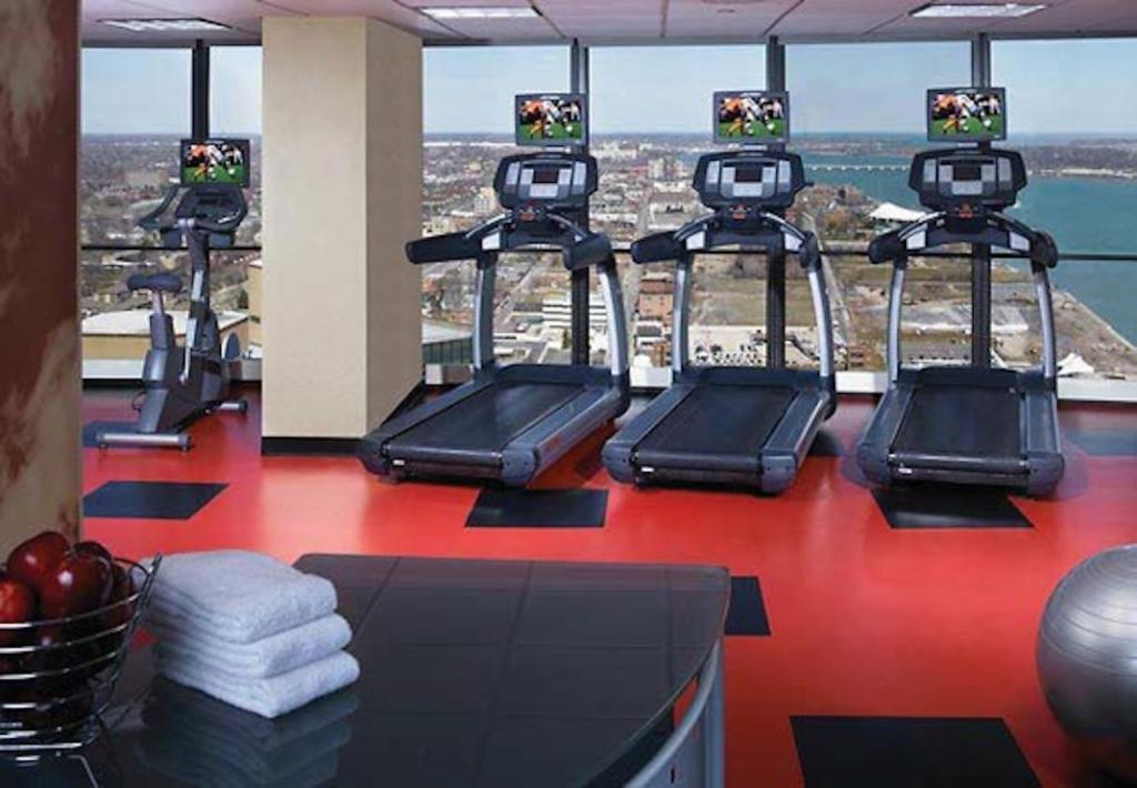Marriott Fitness & Health Club 2