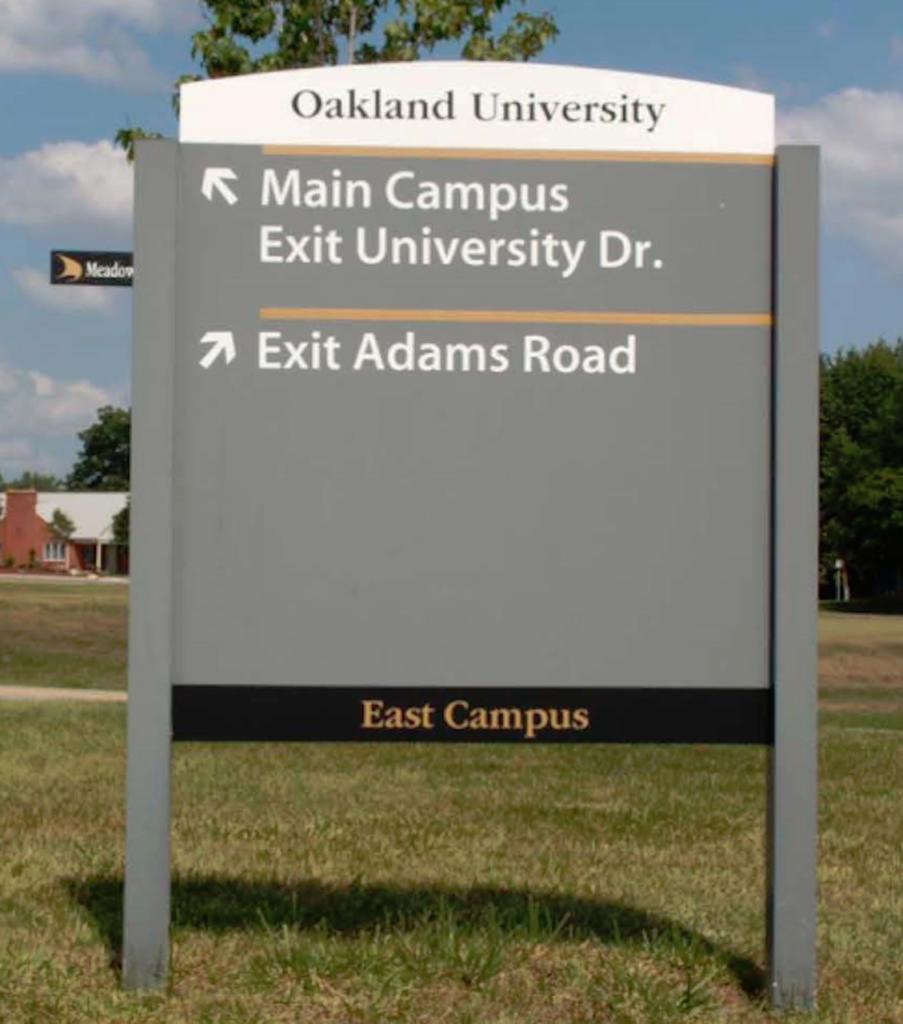 Oakland University 2