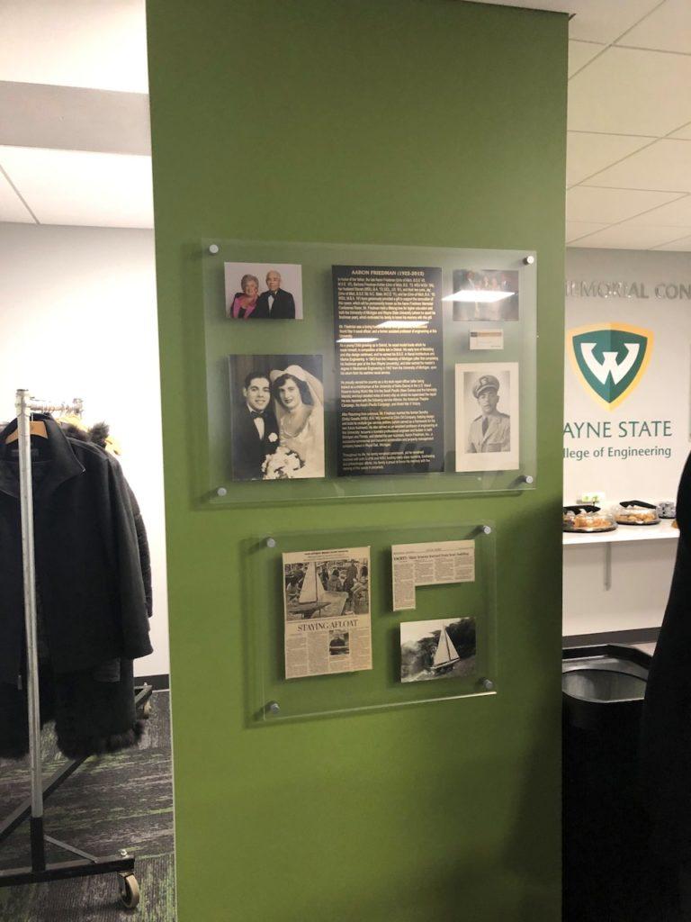 WSU Engineering Building - Aaron Friedman Memorial Conference Room (2)