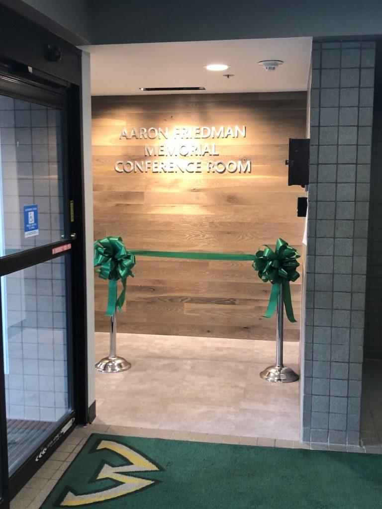 WSU Engineering Building - Aaron Friedman Memorial Conference Room Feature Photo