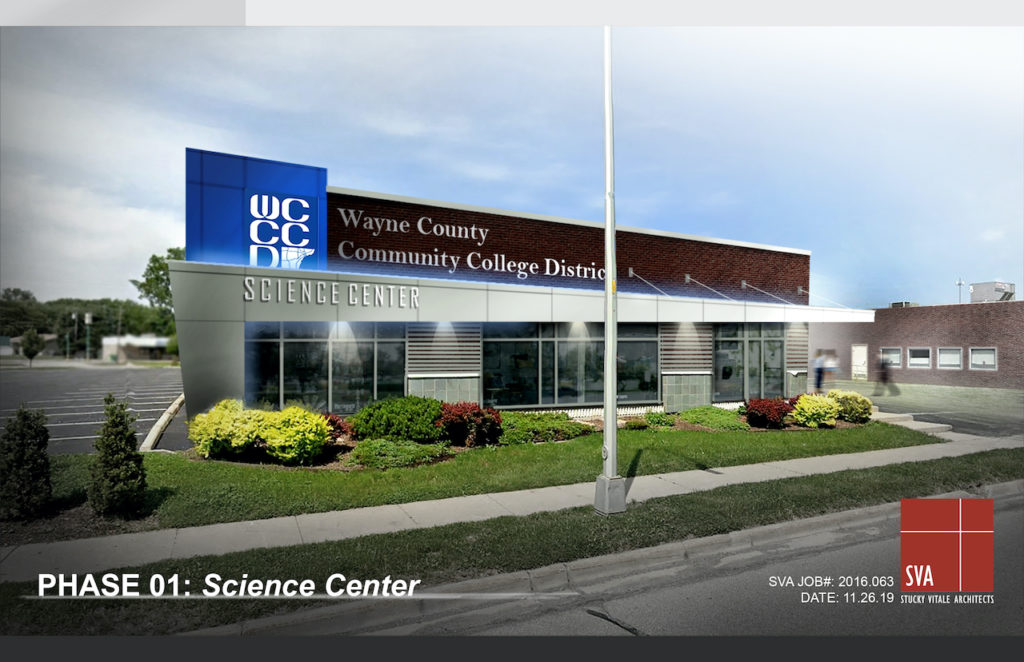 Wayne County Community College District - West Expansion